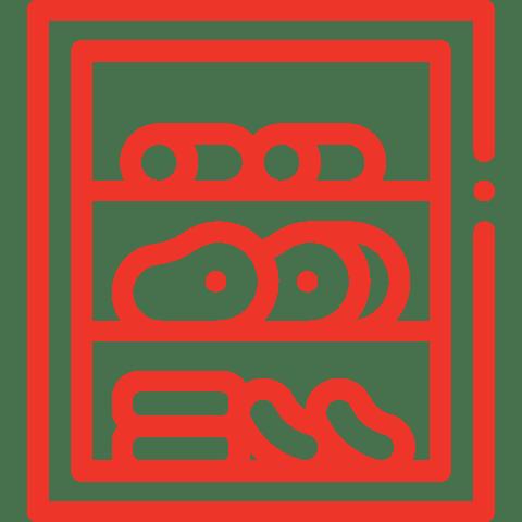 Meerdanvlees - Icon - Fridge
