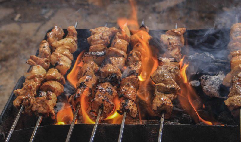 Meerdanvlees - BBQ