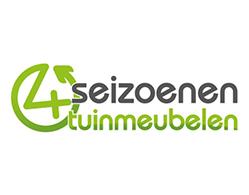 4 Seizoenen Tuinmeubelen Logo